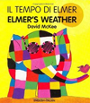 Elmer's Weather (English-Italian) (Elmer series)