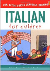 Italian for Children (Book & CD) (Language for Children Series)